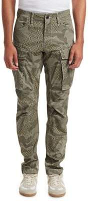G Star Rovic Tapered Cargo Pants