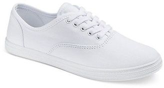 Women's Mossimo Supply Co. Lunea Canvas Sneakers $16.99 thestylecure.com