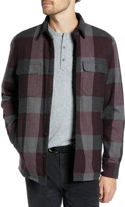 1901 Lined Flannel Shirt Jacket