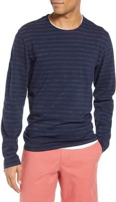 1901 Stripe Long Sleeve T-Shirt