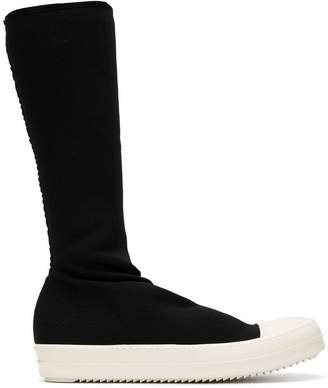 Rick Owens slim-fit sneaker boots