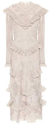 Zimmermann Unbridled Battenburg dress