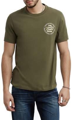 True Religion Brand Jeans Wavy Buddha Brand T-Shirt