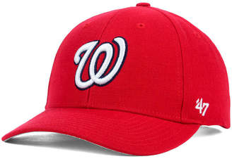 '47 Washington Nationals Mvp Curved Cap