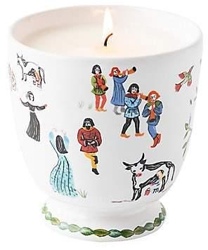 Juliska Twelve Days of Christmas Scented Candle/50 oz.