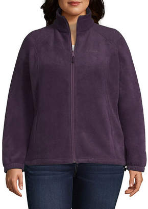 Columbia Three Lakes Fleece Lightweight Jacket-Plus
