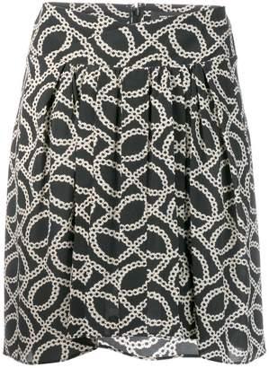 Isabel Marant pleated short skirt