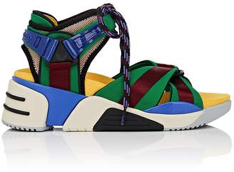 Marc Jacobs Women's Somewhere Mixed-Material Sandals