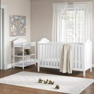 Three Posts North Brookfield 3-in-1 Convertible 3 Piece Crib Set