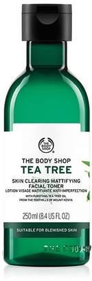 The Body Shop Tea Tree Oil Skin Clearing Mattifying Facial Toner
