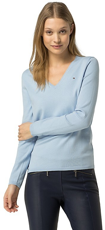 Tommy HilfigerClassic V-Neck Sweater