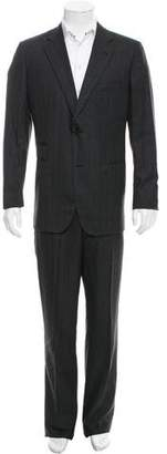 Hermes Cashmere Two-Piece Suit w/ Tags