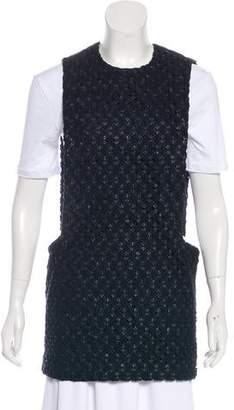 Roseanna Sleeveless Knit Tunic
