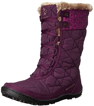 Columbia Women's Minx Mid II Print OH SNO Snow Boot $57.82 thestylecure.com
