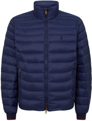 Polo Ralph Lauren Polo Pony Quilted Down Jacket