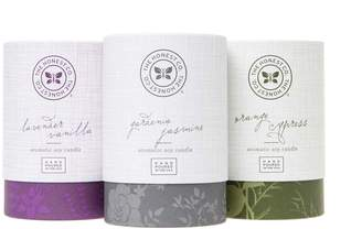 Honest Aromatic Soy Candles $19.95 thestylecure.com