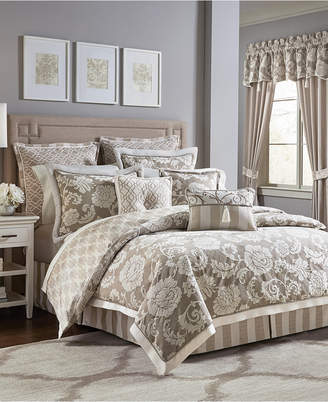 Croscill Anessa Queen 4-Pc. Comforter Set Bedding