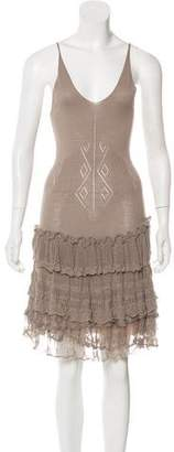 Just Cavalli Fit Flare Knit w/ Tags