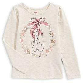 Epic Threads Little Girl's Printed Tee