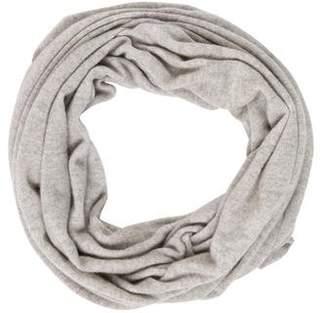 Autumn Cashmere Knit Infinity Scarf