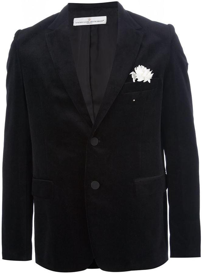 Golden Goose Deluxe Brand classic blazer