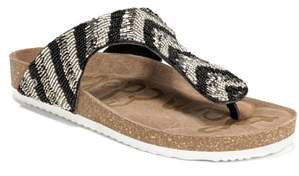 Sam Edelman Olivie Beaded Flip Flop