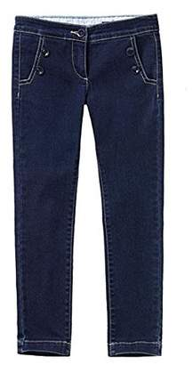 Benetton Girl's Trousers,1-2 Years (Manufacturer Size:)