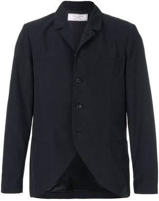 Societe Anonyme pinstripe fitted blazer