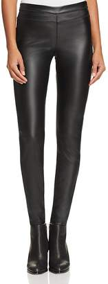 BLANKNYC Faux Leather Leggings $98 thestylecure.com