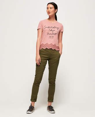 Superdry International Sweet Chino Trousers