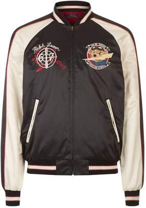 Polo Ralph Lauren Souvenir Alaska Bomber Jacket