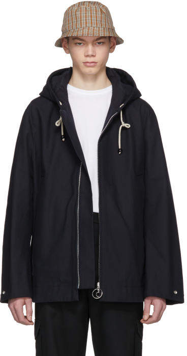 Acne Studios Navy Melt Jacket