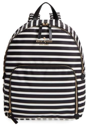 Kate Spade New York Watson Lane - Hartley Nylon Backpack - Black
