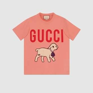 Gucci (グッチ) - GUCCI ラム Tシャツ
