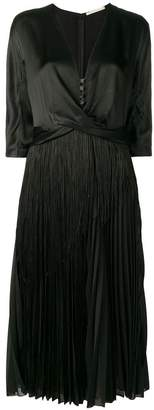 Marco De Vincenzo v-neck long dress