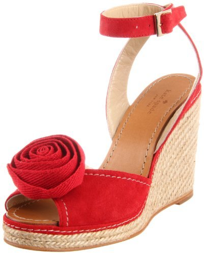 Kate Spade Women's Brit Wedge Espadrille