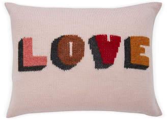 Oeuf Love Alpaca Kids Pillow