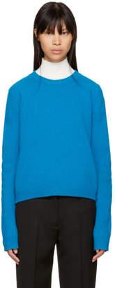 Acne Studios Blue Wool Siw Sweater