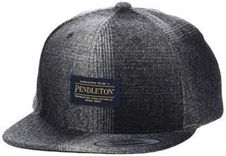 Pendleton Men's Logo Flat Brim Baseball Hat