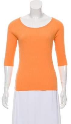 Loro Piana Rib Knit Cashmere Sweater w/ Tags