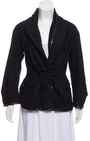 Chalayan Casual Long Sleeve Jacket