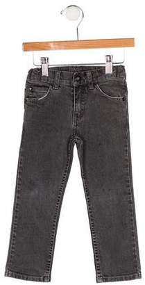 Zadig & Voltaire Boys' Distressed Five Pocket Jeans