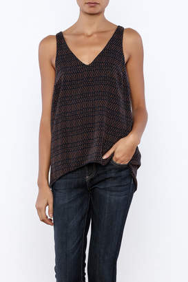 Veronica M Layered Tank
