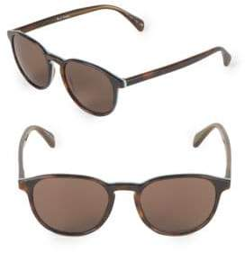 Paul Smith Mayall Round Sunglasses