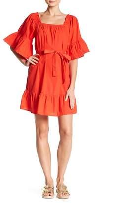 Joie Colstona Bell Sleeve Dress