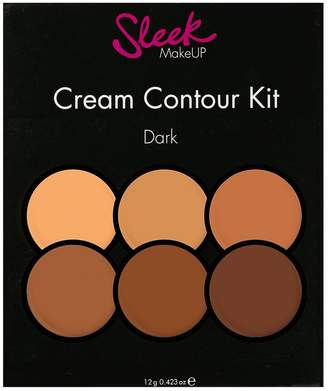 Sleek Cream Contour Kit Dark