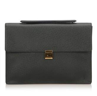 Louis Vuitton Vintage Porte-Document Angara Briefcase