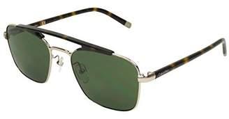 Calvin Klein Men's Ck1221s Navigator Aviator Sunglasses