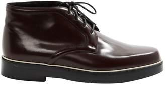 Nicholas Kirkwood Leather lace ups
