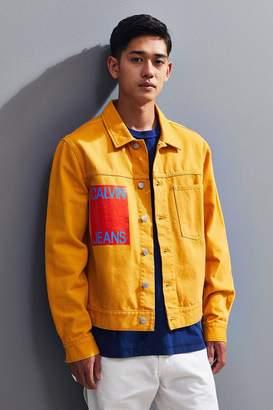 Calvin Klein 1-Pocket Denim Trucker Jacket